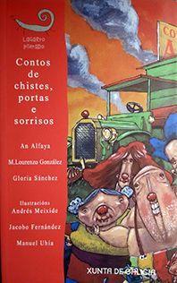 CONTOS DE CHISTES, PORTAS E SONRRISOS