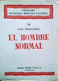 EL HOMBRE NORMAL
