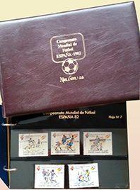 CAMPEONATO MUNDIAL DE FUTBOL ESPAÑA 1982 VOL  I Y II
