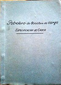 PETROLERO DE 8.000 TONS. DE CARGA