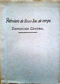 PETROLERO DE 8.000 TONS DE CARGA
