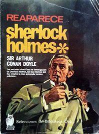 REAPARECE SHERLOCK HOLMES