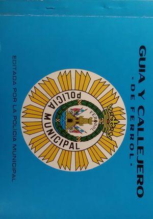 GUIA Y CALLEJERO DE FERROL