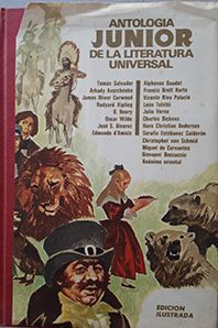 ANTOLOGIA JUNIOR DE LA LITERATURA UNIVERSAL
