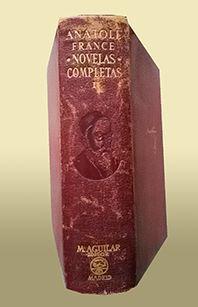 NOVELAS COMPLETAS DE ANATOLE FRANCE - TOMO II
