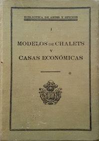 MODELOS DE CHALETS Y CASAS ECONOMICAS