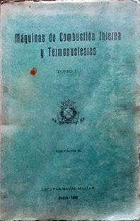 MAQUINA DE COMBUSTION INTERNA Y TERMONUCLEARES