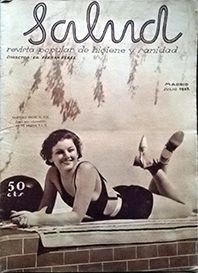 SALUD - JULIO 1933