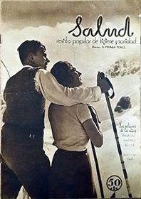 SALUD - NOV. 1933