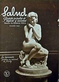 SALUD - MARZO 1935