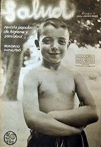 SALUD - JUNIO 1933