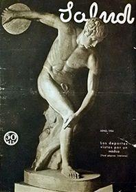 SALUD - JUNIO 1934