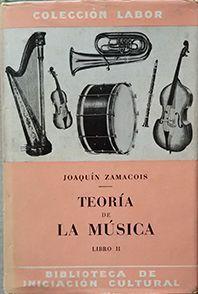 TEORIA DE LA MUSICA TOMO II