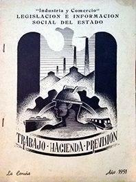 LEGISLACION E INFORMACION SOCIAL DEL ESTADO