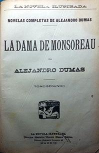 LA DAMA DE MONSOREAU