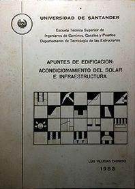 APUNTES DE EDIFICACION