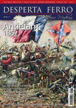 DESPERTA FERRO HISTORIA MODERNA 43: ANTIETAM 1862