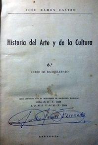 HISTORIA DEL ARTE Y LA CULTURA