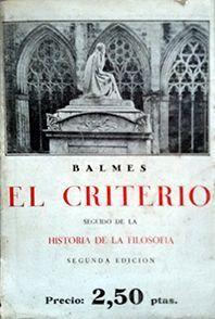 CRITERIO, EL