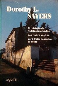 OBRAS ESCOGIDAS - SAYERS, DOROTHY L.