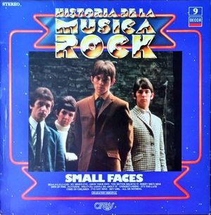 HISTORIA MUSICA ROCK: SMALL FACES