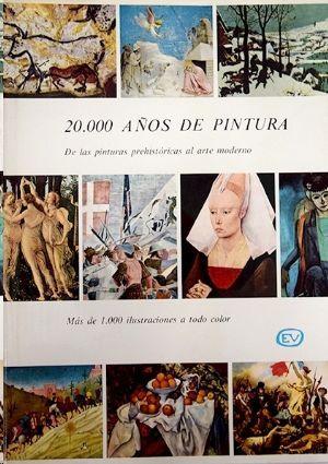 20000 AÑOS DE PINTURA