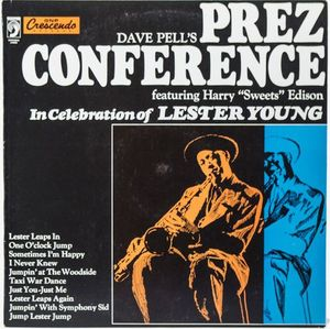 IN CELEBRATING OF LESTER YOUNG (DISCO VINILO)