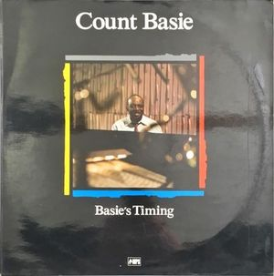 BASIE'S TIMING (DISCO VINILO)