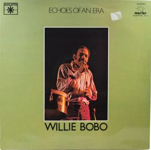 ECHOES OF AN ERA WILLIE BOBO (DISCO VINILO)
