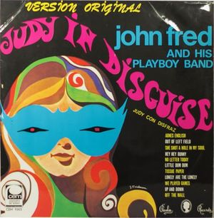 JUDY IN DISGUISE (DISCO VINILO)