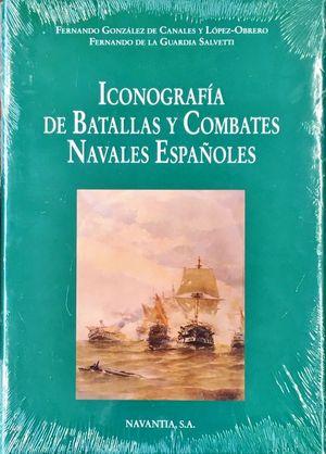 ICONOGRAFÍA DE BATALLAS Y COMBATES NAVALES ESPAÑOLES