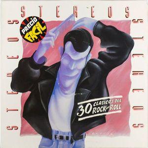30 CLÁSICOS DEL ROCK N ROLL (DISCO VINILO)