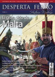 DESPERTA FERRO HISTORIA MODERNA 46: EL GRAN SITIO DE MALTA
