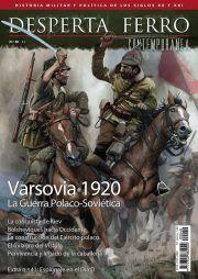 DESPERTA FERRO CONTEMPORÁNEA 40: VARSOVIA 1920. LA GUERRA POLACO-SOVIÉTICA