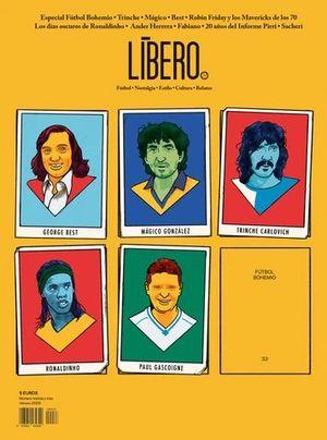 REVISTA LIBERO Nº 33 - VERANO 2020