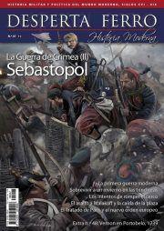DESPERTA FERRO HISTORIA MODERNA Nº 47 LA GUERRA DE CRIMEA II. SEBASTOPOL