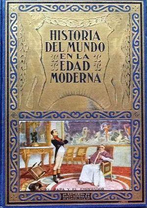 HISTORIA DEL MUNDO EN LA EDAD MODERNA SOPENA