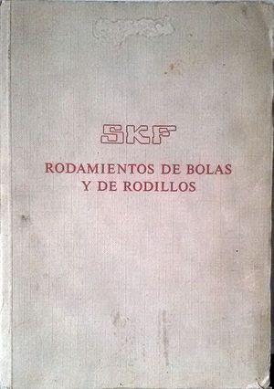 RODAMIENTO DE BOLAS Y TORNILLOS