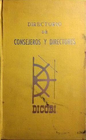 DIRECTORIO DE CONSEJEROS Y DIRECTORES