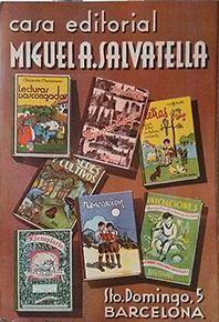 MIGUEL A. SALVATELLA