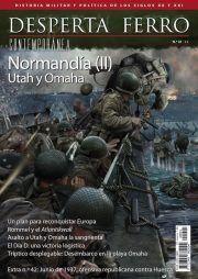 DESPERTA FERRO CONTEMPORANEA 41: NORMANDIA II. UTAH Y OMAHA