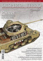 DESPERTA FERRO ESPECIALES XXIV PANZER VOLUMEN 4 (1943)