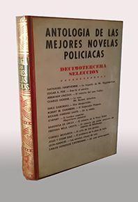 ANTOLOGÍA DE LAS MEJORES NOVELAS POLICIACAS - XIII