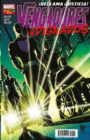 VENGADORES INDIGNADOS  Nº 5