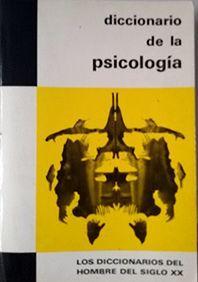 DICCIONARIO DE LA PSICOLOGIA