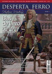 DESPERTA FERRO HISTORIA MODERNA 48: BLAS DE LEZO Y CARTAGENA DE INDIAS