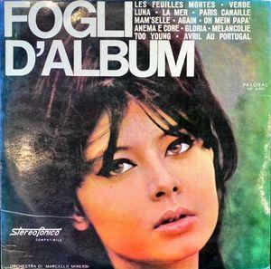 VINILO - FOGLI D'ALBUM