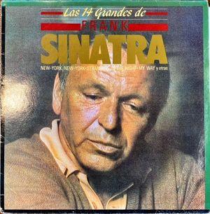 VINILO - LOS 14 GRANDES DE FRANK SINATRA