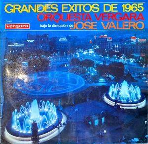 VINILO - GRANDES EXITOS DE 1965