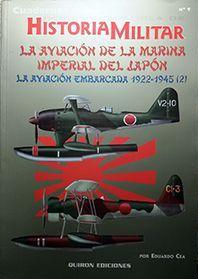 HISTORIA MILITAR - LA AVIACION EMBARCADA 1922-1945 (2)